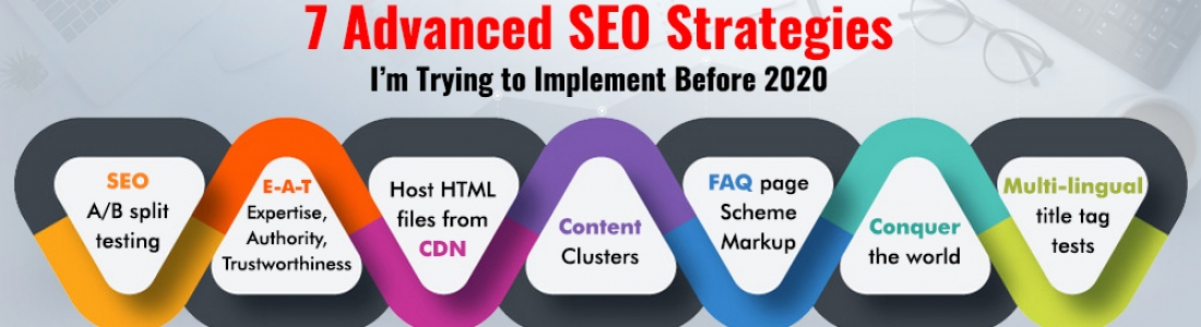 7 Advanced SEO Strategies I'm Trying to Implement Before 2020