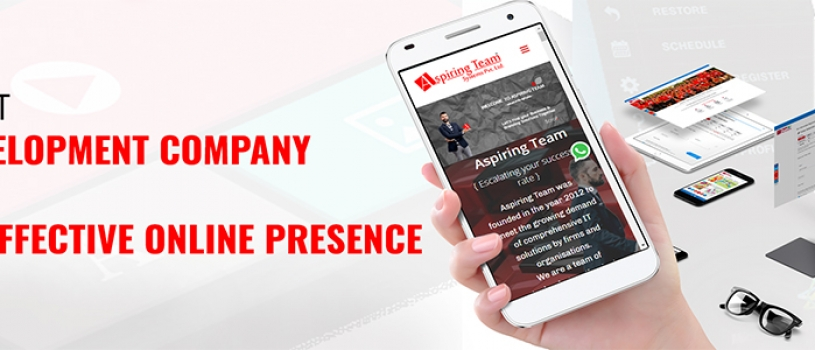 Pick expert Website Development Company in Noida to have an effective online presence